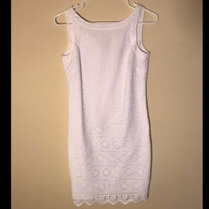 Vineyard Vines White Dress. Size 0. Like new.